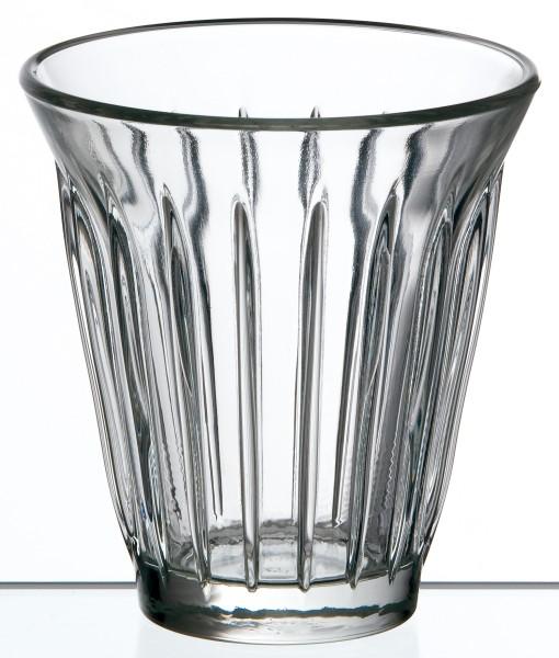 Kaffee Glas La Rochère Zinc