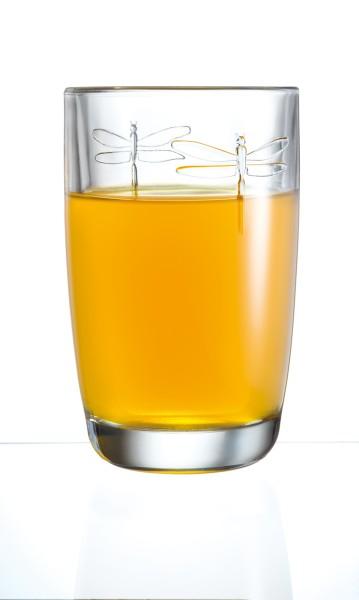 Long Drink Glas La Rochère Libellules