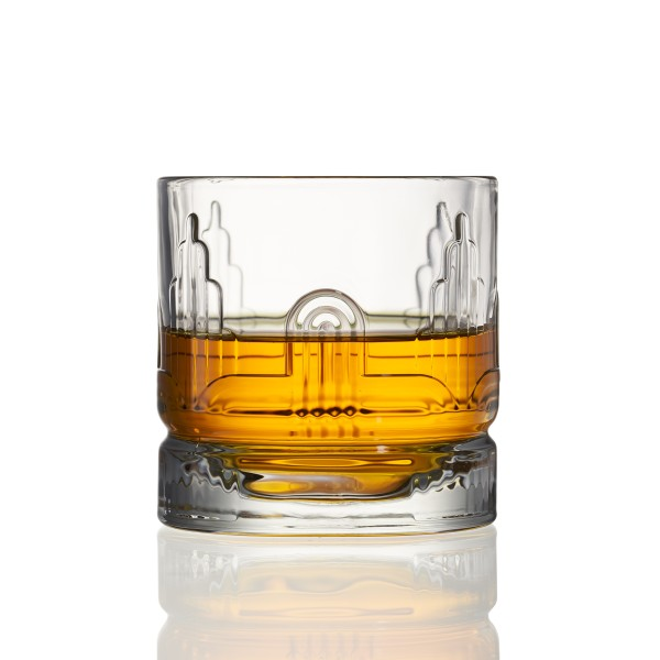 Whisky Becher La Rochere John