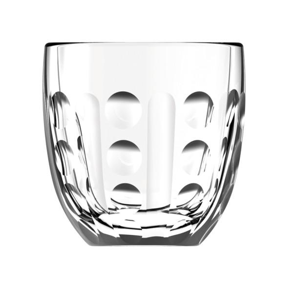 Espresso Glas 10 cl La Rochère Medallion Geo