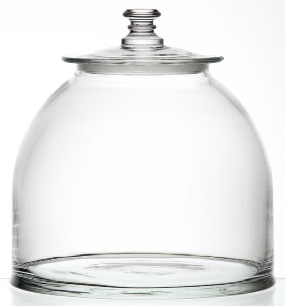 Kristall Glas Vorratsglas La Rochère Nancy