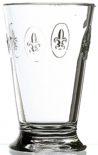 Long Drink Glas La Rochère Fleur de Lys